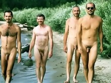 boy nudists take off their clothes and play nude