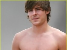 Zac Efron very hot